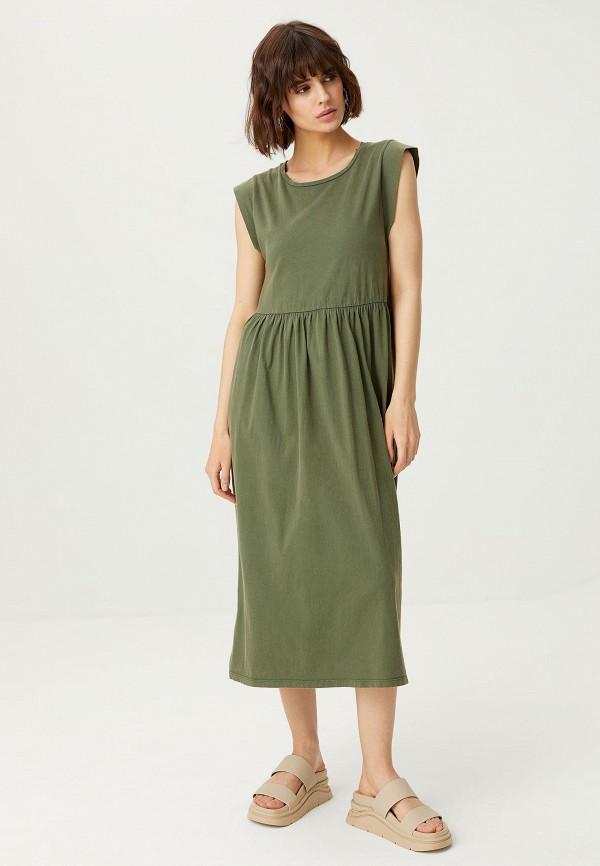 женское платье sela, хаки