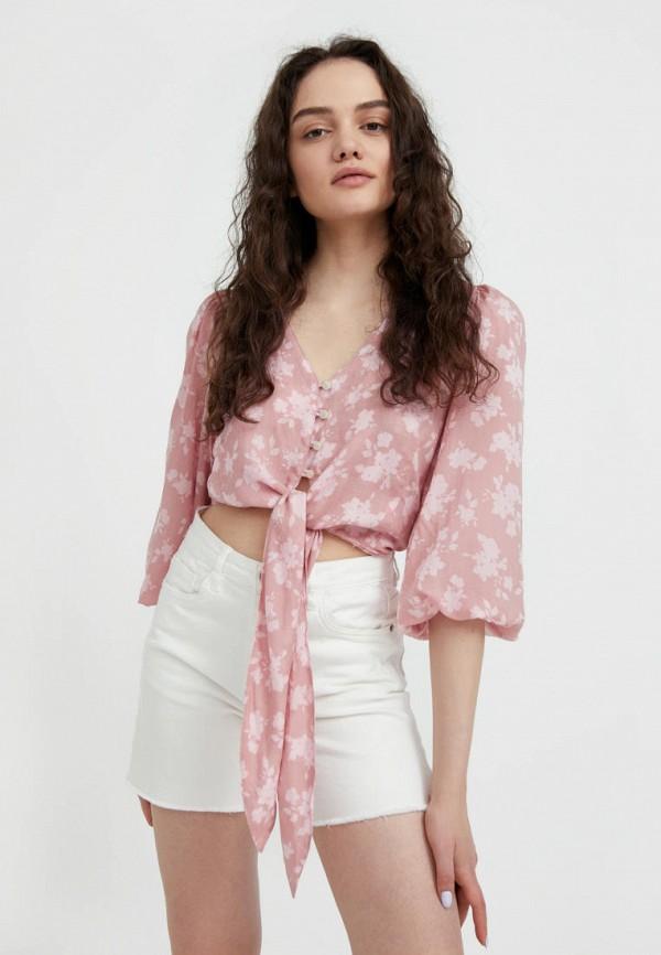 Топ Finn Flare розового цвета