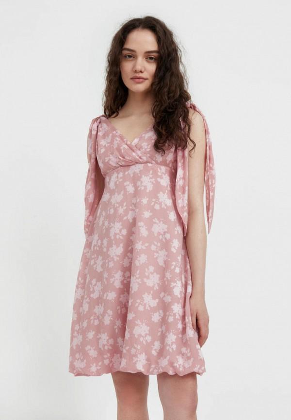 Сарафан Finn Flare розового цвета