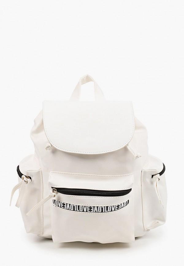 женский рюкзак defacto, белый