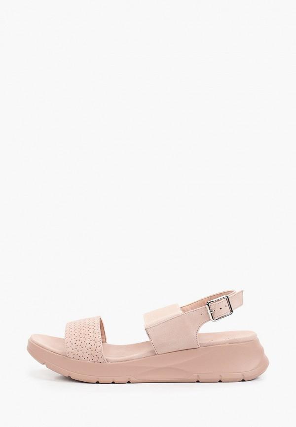 женские сандалии bridget, розовые