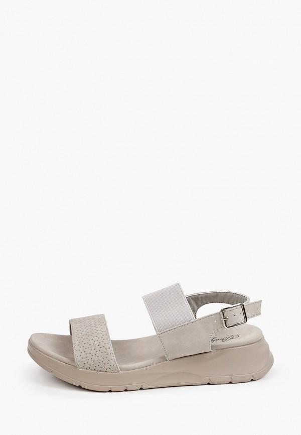 женские сандалии bridget, серые