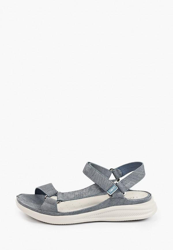 женские сандалии bridget, синие