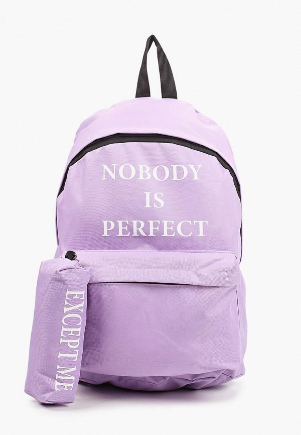 женский рюкзак defacto, фиолетовый