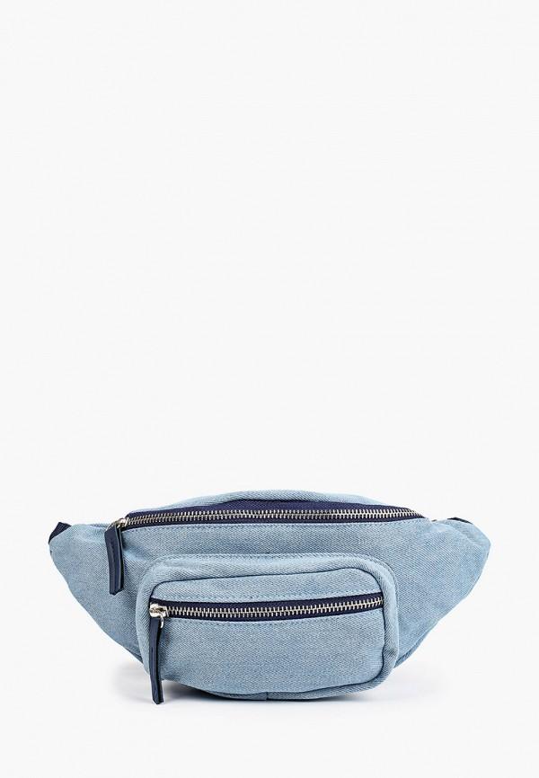 женская поясные сумка defacto, голубая
