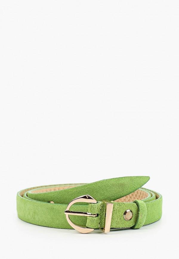 женский ремень mayerbeltts, зеленый