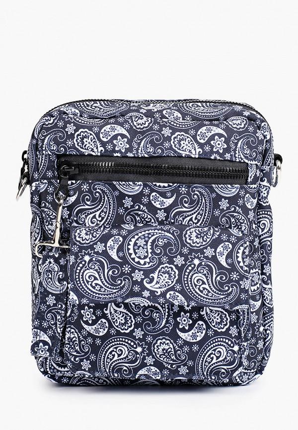 женская сумка через плечо defacto, синяя