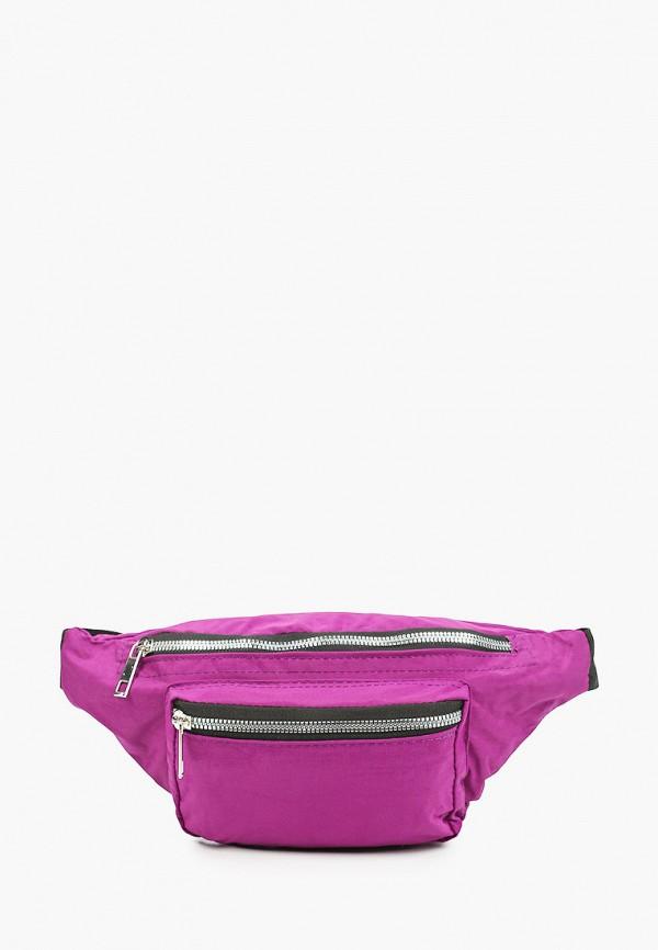 женская поясные сумка defacto, фиолетовая