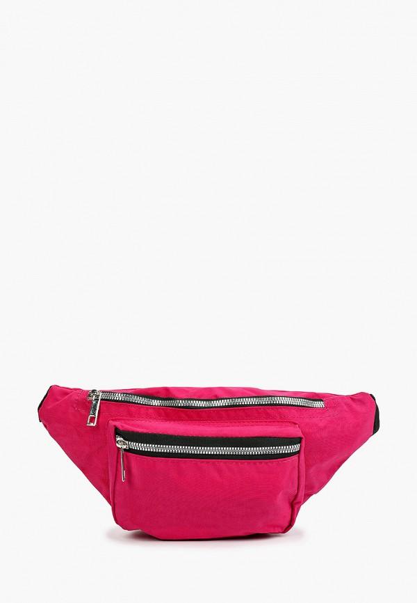 женская поясные сумка defacto, розовая