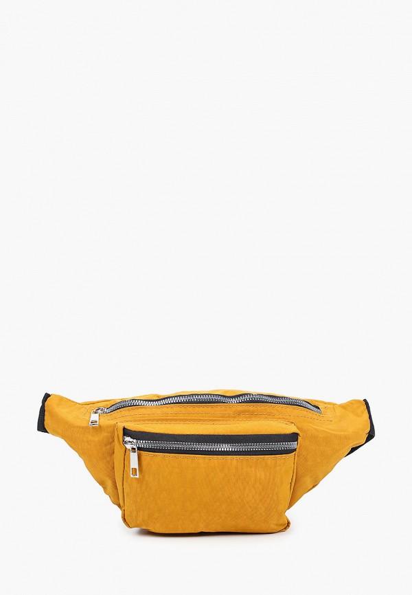 женская поясные сумка defacto, желтая