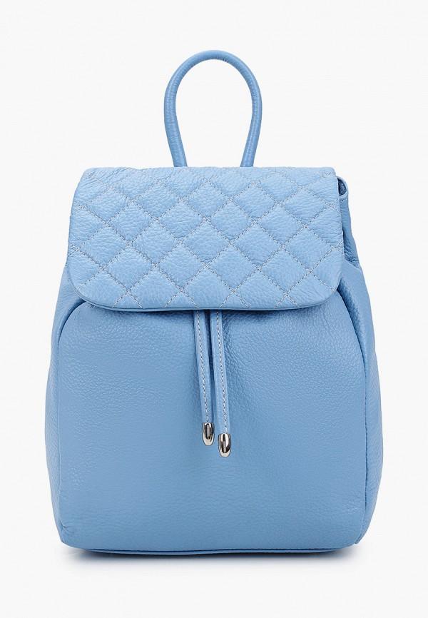 женский рюкзак fiato, голубой