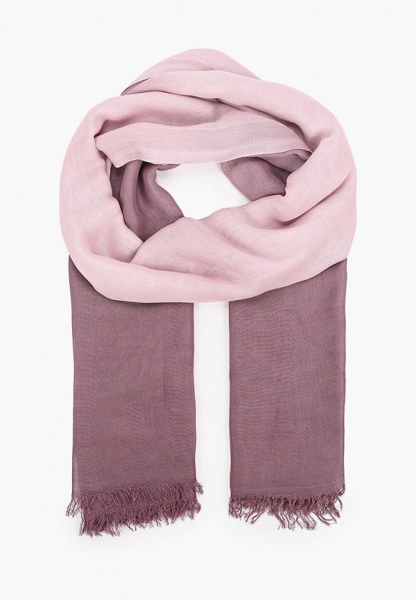 женский палантин labbra, розовый