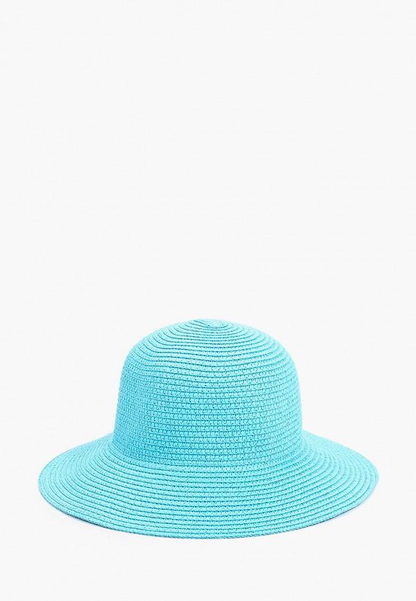 женская шляпа mon mua, голубая