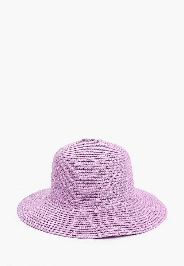 женская шляпа mon mua, фиолетовая