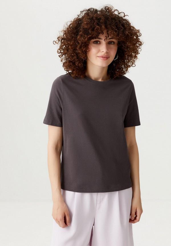 женская футболка sela, серая