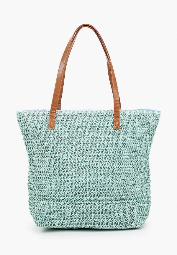 женская пляжные сумка mon mua, разноцветная