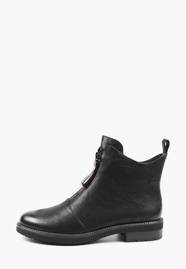 женские ботинки it-girl, черные