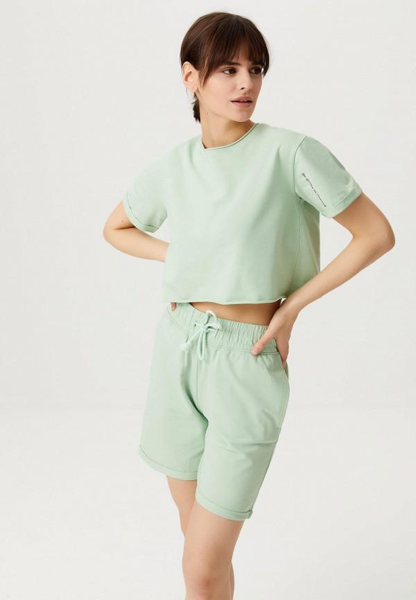 Пижама Sela Sela  зеленый фото
