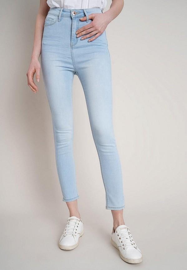 женские джинсы o'stin, голубые