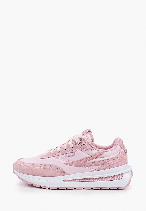 Кроссовки Fila Fila  розовый фото