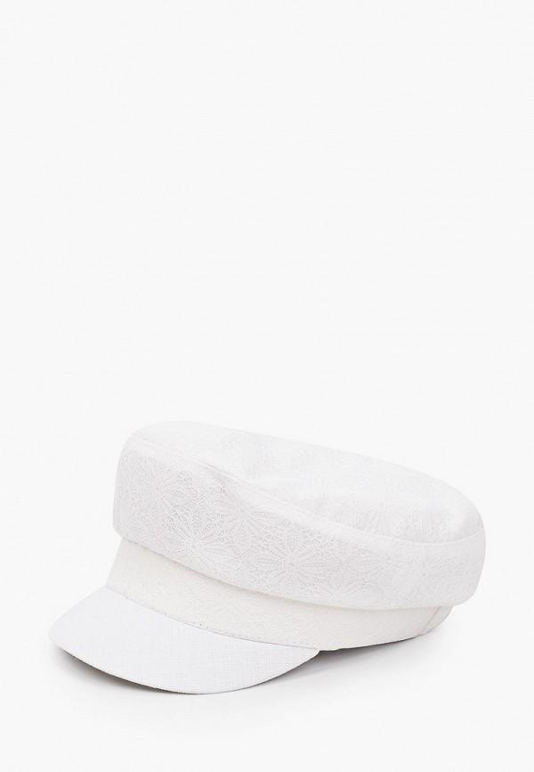 женская кепка сиринга, белая