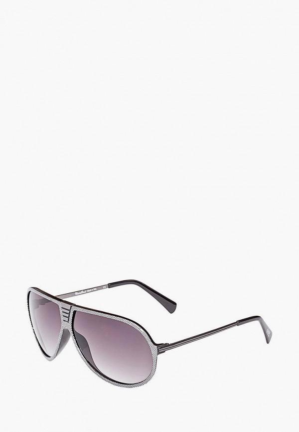 женские круглые солнцезащитные очки mr, серые