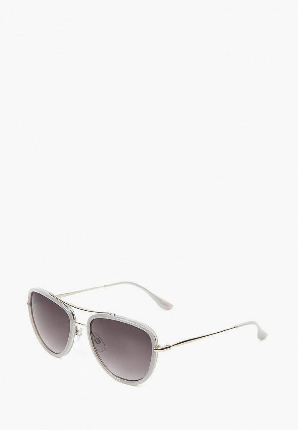 женские квадратные солнцезащитные очки mr, серые