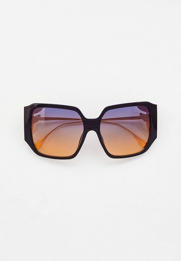 женские солнцезащитные очки vitacci, синие