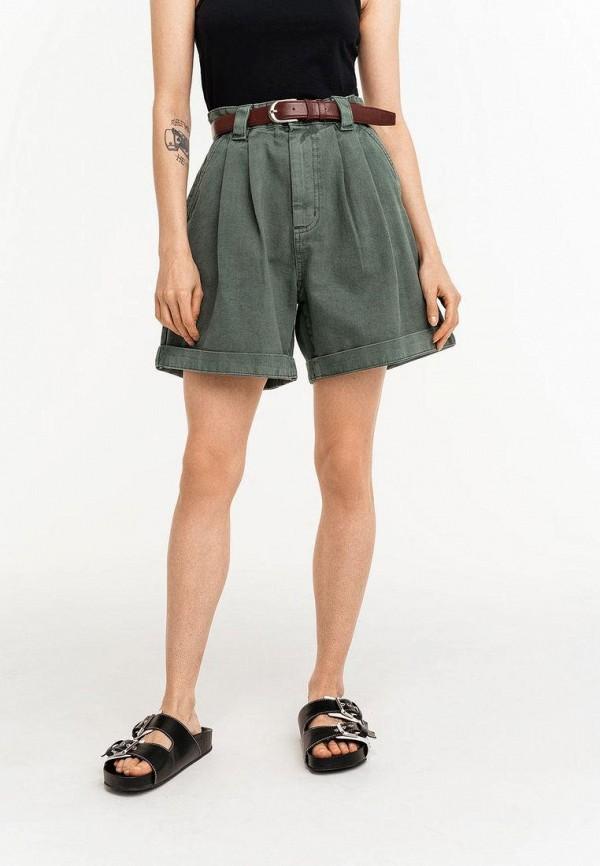 Шорты джинсовые Befree Befree  зеленый фото