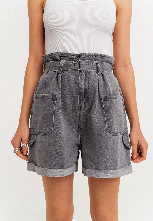 Шорты джинсовые Befree Befree  серый фото
