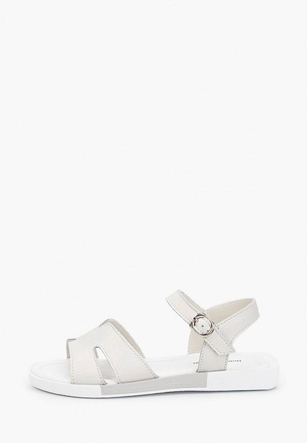 женские сандалии helena berger, серебряные