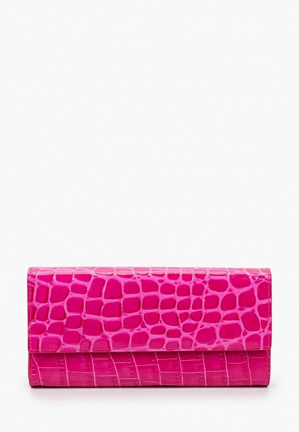 женский кошелёк vitacci, розовый