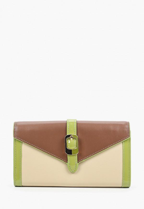 женский кошелёк vitacci, разноцветный