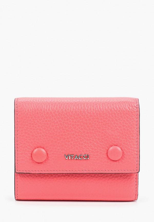 женский кошелёк vitacci
