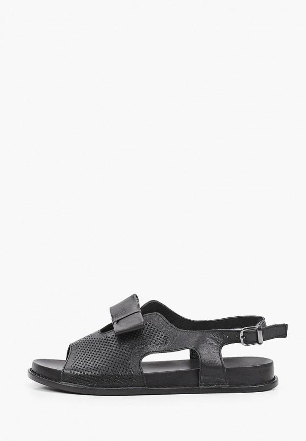 женские сандалии ascalini, черные