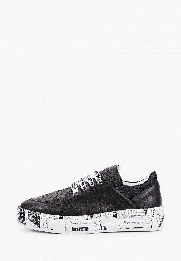 женские кроссовки ascalini, черные