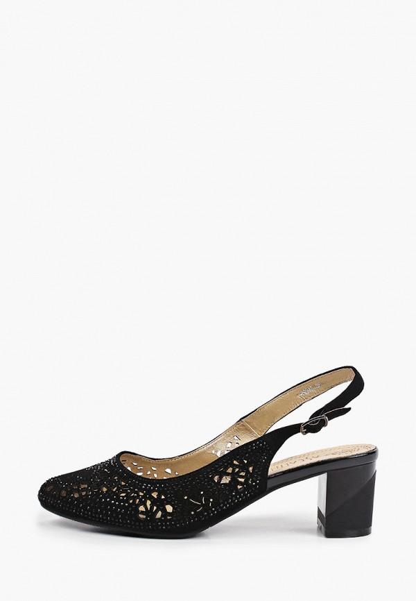 женские туфли ascalini, черные