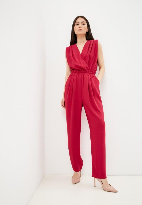 женский комбинезон с брюками vittoria vicci, розовый