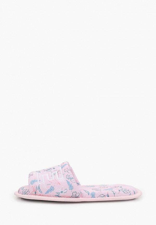 женские тапочки defacto, розовые