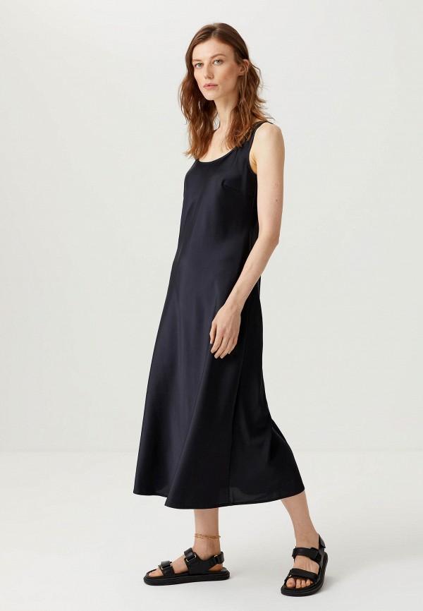 Платье Sela Sela  черный фото