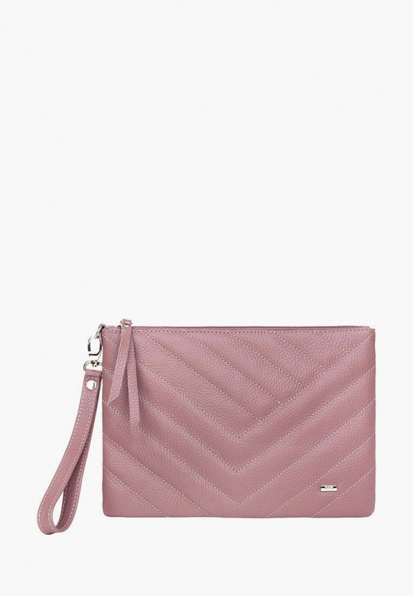 женский клатч esse, розовый