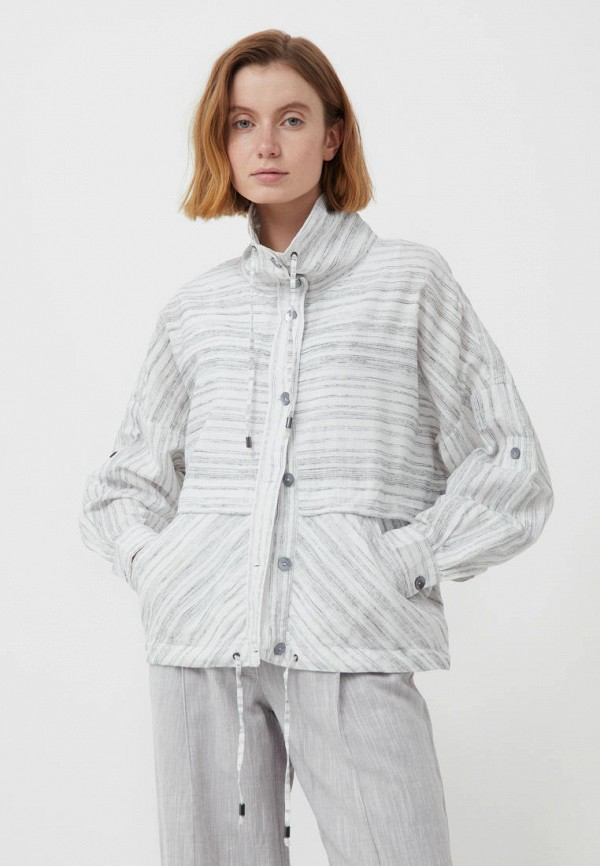Куртка Finn Flare серого цвета
