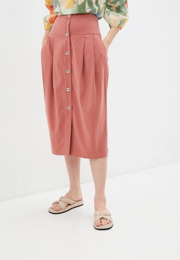 женская прямые юбка nelva