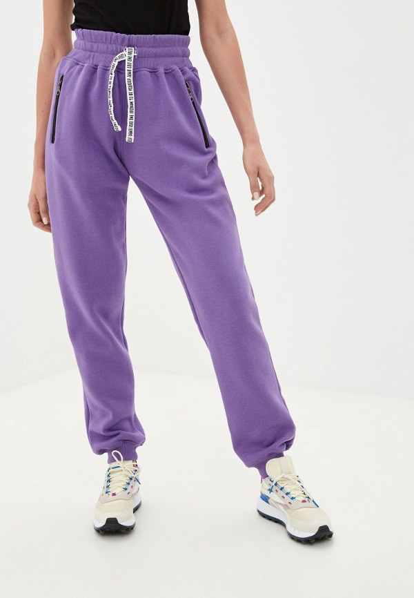 женские спортивные брюки jam8, фиолетовые