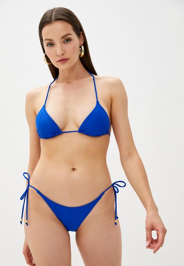 женский купальник solline, синий