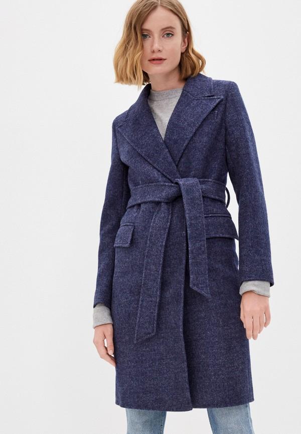 Пальто Vivaldi синего цвета