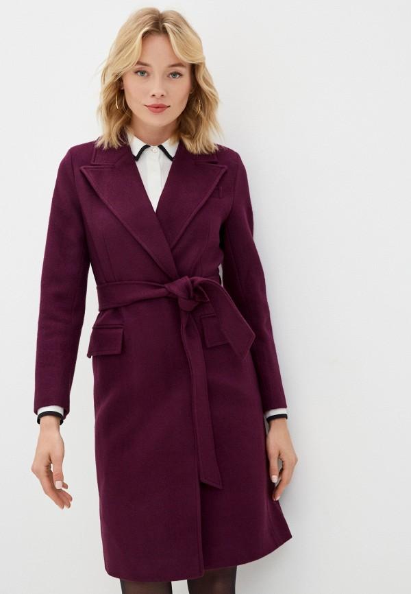 Пальто Vivaldi фиолетового цвета