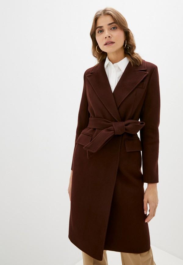 Пальто Vivaldi коричневого цвета