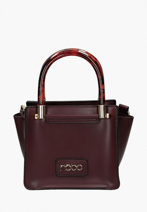 женская сумка nobo, бордовая