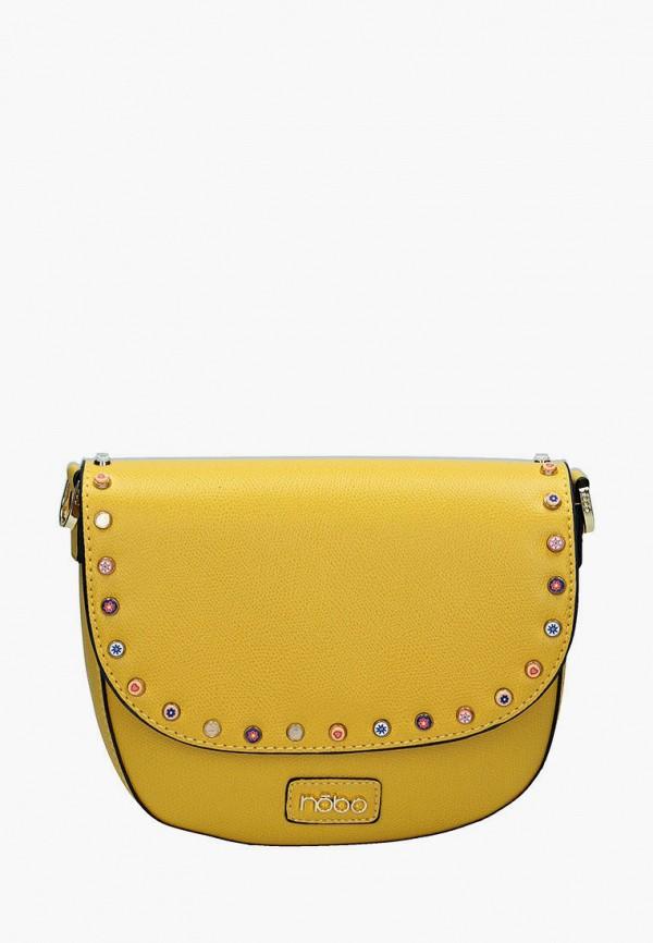 женская сумка nobo, желтая